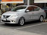 Foto venta Auto Seminuevo Nissan Versa Exclusive Aut  (2014) color Plata precio $149,000