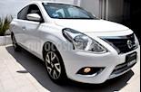 Foto venta Auto Usado Nissan Versa Exclusive Aut  (2016) color Blanco precio $195,000