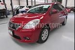 Foto venta Auto Usado Nissan Versa Exclusive Aut (2014) color Rojo precio $139,900