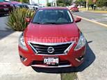 Foto venta Auto Seminuevo Nissan Versa Exclusive Aut  (2015) color Rojo