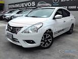 Foto venta Auto Seminuevo Nissan Versa Exclusive Aut  (2015) color Blanco
