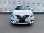 Foto venta Auto Seminuevo Nissan Versa Exclusive NAVI Aut (2018) color Blanco precio $225,000