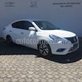 Foto venta Auto Seminuevo Nissan Versa Exclusive NAVI Aut (2018) color Blanco Nieve precio $229,000