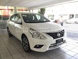 Foto venta Auto Seminuevo Nissan Versa Exclusive NAVI Aut (2017) color Blanco precio $256,000