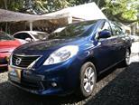 Foto venta Carro usado Nissan Versa Sense Aut (2012) color Azul precio $33.000.000