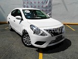 Foto venta Auto Usado Nissan Versa Sense Aut (2015) color Blanco Candy precio $150,000