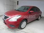 Foto venta Auto Seminuevo Nissan Versa Sense Aut (2017) color Rojo precio $187,000