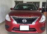 Foto venta Auto Seminuevo Nissan Versa Sense Aut (2017) color Rojo precio $181,000