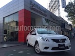 Foto venta Auto Seminuevo Nissan Versa Sense Aut  (2013) color Blanco precio $138,001