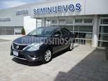 Foto venta Auto Seminuevo Nissan Versa SENSE M/T A/C 1.6L (2015) color Azul Orinoco precio $155,000