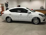 Foto venta Auto Seminuevo Nissan Versa VERSA ADVANCE TA AC (2017) color Blanco precio $199,000