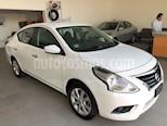 Foto venta Auto Seminuevo Nissan Versa VERSA ADVANCE TA AC (2017) color Blanco precio $203,000