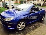 Foto venta Auto usado Peugeot 206 CC 1.6L Aut  (2004) color Azul Electrico precio $4.000.000