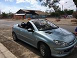 Foto venta Auto usado Peugeot 206 CC 1.6L (2003) color Gris precio $4.300.000