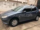 Foto venta Auto Usado Peugeot 206 1.4 XN 3P (2007) color Gris Oscuro precio $125.000