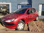 Foto venta Auto Usado Peugeot 206 1.4 XR 5P (2002) color Rojo precio $120.000