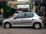 Foto venta Auto usado Peugeot 206 1.6 XR 5P (2005) color Gris Claro precio $140.000