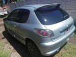 Foto venta Auto usado Peugeot 206 1.9 XRD Pack 3P (2002) color Celeste precio $80.000