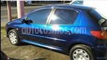 Foto venta Auto usado Peugeot 206 1.9 XTD 5P (2008) color Azul precio $130.000