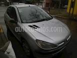 Foto venta Auto Usado Peugeot 206 1.9D Live! 5P (2006) color Gris precio $112.000