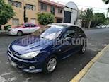 Foto venta Auto Seminuevo Peugeot 206 3P XR 1.6 (2005) color Azul precio $30,000