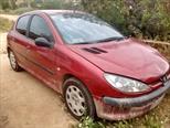 Foto venta Auto usado Peugeot 206 5P XR Aut  (2004) color Rojo Alfa precio $1.700.000
