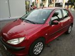 Foto venta Auto Usado Peugeot 206 5P XR  (2007) color Rojo Lucifer precio $2.900.000