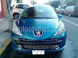 Foto venta Auto usado Peugeot 207 3P Turbo (2008) color Azul Neysha precio $62,000
