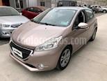 Foto venta Auto usado Peugeot 208 1.2L 5P Active Pack Puretech (2014) color Gris Aluminium precio $6.100.000