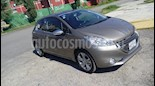 Foto venta Auto usado Peugeot 208 1.6L Feline 3P  (2014) color Gris precio $133,000