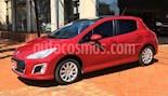Foto venta Auto Usado Peugeot 308 5Ptas. 1.6 16v Allure GPS (115cv) (2013) color Bordo precio $350.000