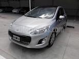 Foto venta Auto Usado Peugeot 308 Allure HDi NAV (2014) color Gris Claro precio $415.000