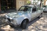 Foto venta Auto usado Peugeot 504 SR (1986) color Gris precio $42.800