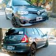 Foto venta Auto Usado Renault Clio Mio 5P Confort Pack Sat (2015) color Gris Aster precio $175.000