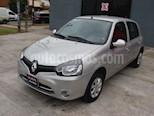 Foto venta Auto Usado Renault Clio Mio 5P Confort Pack Sat (2015) color Gris Estrella precio $235.000
