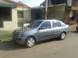 Foto venta Auto Usado Renault Clio 4P 1.2 Tric Authentique Pack (2003) color Verde