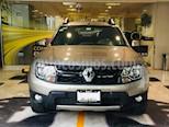 Foto venta Auto Seminuevo Renault Duster Dynamique (2017) color Dorado precio $225,000