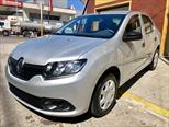 Foto venta Auto usado Renault Logan 1.6 Authentique Plus (2019) color Gris Acero precio $533.000