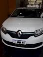 Foto venta Auto usado Renault Logan 1.6 Authentique Plus (2018) color Blanco Glaciar precio $305.000