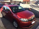 Renault Logan Expression 1.6L usado (2015) color Rojo precio u$s9,700