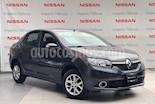 Foto venta Auto Seminuevo Renault Logan Intens Aut (2018) color Gris precio $135,000