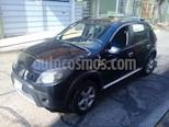 Foto venta Auto usado Renault Sandero Stepway 1.6 Luxe (2009) color Negro Nacre precio $195.000