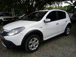 Foto venta Carro usado Renault Sandero Stepway 1.6L (2011) color Blanco precio $27.500.000