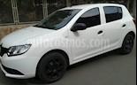Foto venta Carro usado Renault Sandero 1.6 Authentique AA Mec 5P (2017) color Blanco precio $29.000.000
