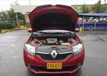 Foto venta Carro usado Renault Sandero Expression Plus (2016) color Rojo Fuego precio $29.000.000