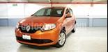 Foto venta Auto Seminuevo Renault Sandero Expression (2017) color Naranja precio $155,000