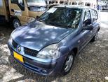 Foto venta Carro Usado Renault Symbol 1.4 Expression (2004) color Azul precio $14.000.000