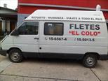 Foto venta Auto usado Renault Trafic Ta12 Furgon Larga color Blanco precio $100.000