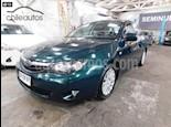 Foto venta Auto Usado Subaru Impreza 2.0 Awd Gt Aa (2010) color Verde precio $4.950.000