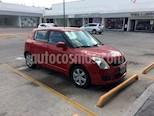 Foto venta Auto Seminuevo Suzuki Swift 1.5L (2009) color Rojo precio $88,000